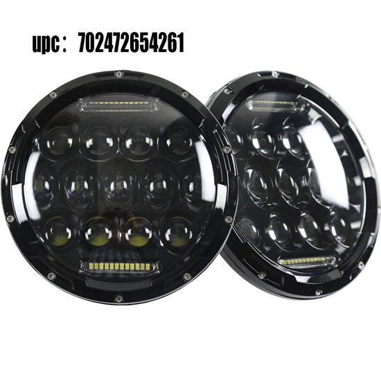 Jeep Wrangler headlights HD0875