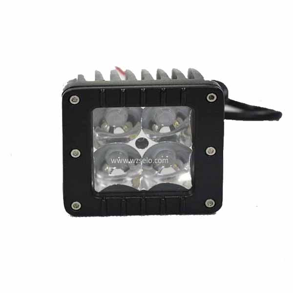 LED square work lights CH16