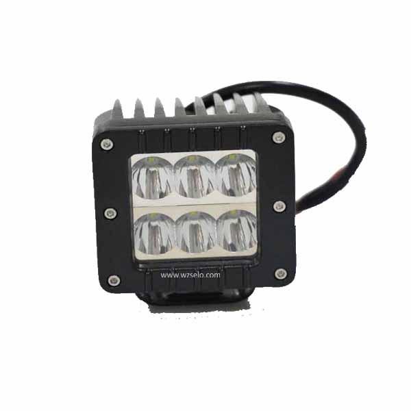LED square work lights CH-24 title=